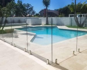 Glass Pool Fencing Greensboro Nc Glass Pool Fences Winston Salem Nc